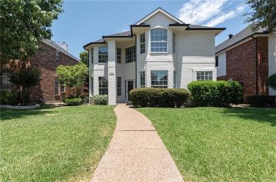 Allen Single Family Home For Sale: 1717 Live Oak Lane