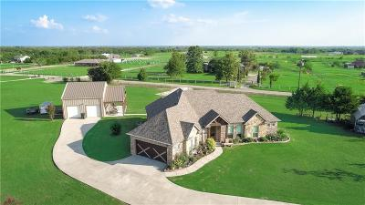 Royse City Single Family Home Active Option Contract: 7783 County Road 2584