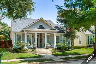 Single Family Home For Sale: 1833 Pecan Grove