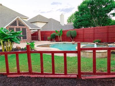Flower Mound Single Family Home For Sale: 3513 Newcomer Lane
