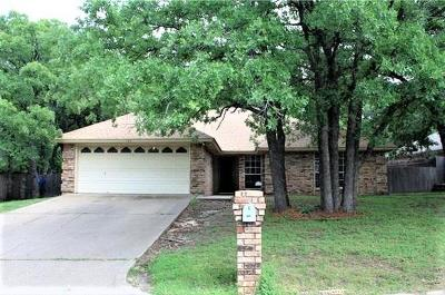 Weatherford Single Family Home For Sale: 122 Camelot Drive
