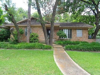 Single Family Home For Sale: 2418 Whitewood Drive