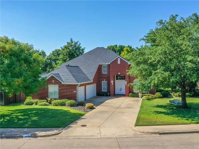 Rockwall Single Family Home For Sale: 1838 Emerald Bay Drive