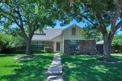Single Family Home For Sale: 1002 E Peters Colony Road