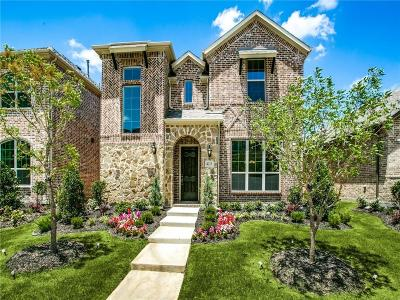 Mckinney Single Family Home For Sale: 4212 Del Rey Avenue