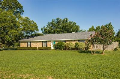 Sherman Single Family Home For Sale: 3331 Carriage Circle
