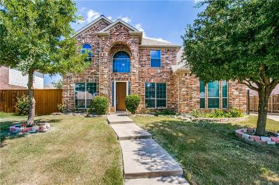 Collin County Single Family Home For Sale: 631 Silver Ridge Drive