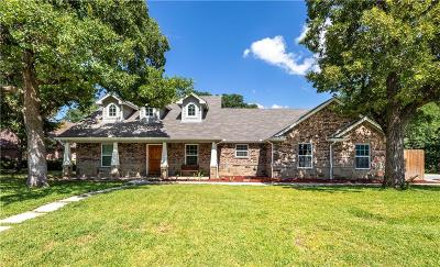 Azle Single Family Home For Sale: 1521 Bailey Drive