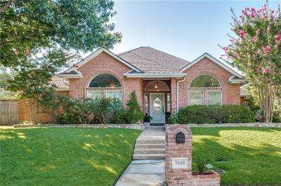 Single Family Home For Sale: 7045 Allen Place Drive