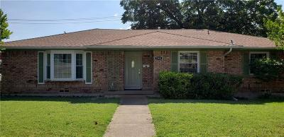 Single Family Home For Sale: 7140 Indian Ridge Trail