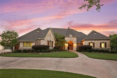 Lewisville Single Family Home For Sale: 1152 King Mark Drive