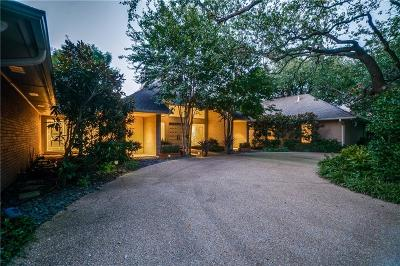 Dallas Single Family Home For Sale: 5603 Palomar Lane