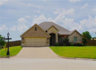 Aledo Single Family Home For Sale: 110 Versailles Lane