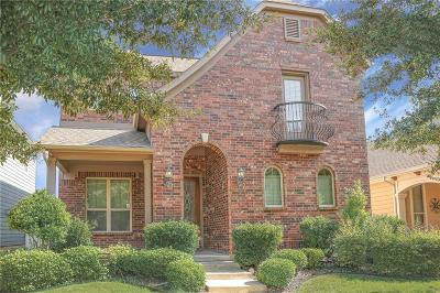Denton County Single Family Home For Sale: 1237 Hayden Lane