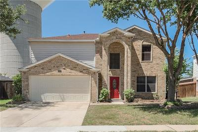 Little Elm Single Family Home For Sale: 2409 Tisbury Way