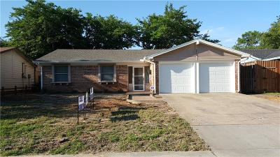 Lewisville Residential Lease For Lease: 714 Idlewilde Drive