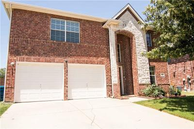 Dallas County, Denton County, Collin County, Cooke County, Grayson County, Jack County, Johnson County, Palo Pinto County, Parker County, Tarrant County, Wise County Single Family Home For Sale: 3416 Fashion Street
