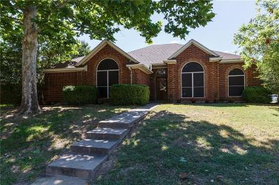 Rowlett Single Family Home For Sale: 5918 Covington Drive