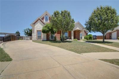 Cleburne Single Family Home For Sale: 2005 Natchez Court