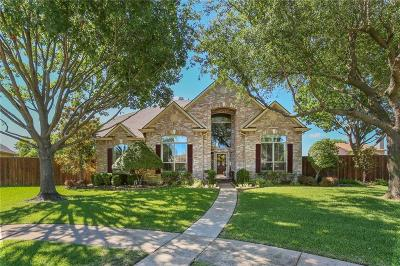 Rowlett Single Family Home For Sale: 9022 Golden Pond Drive