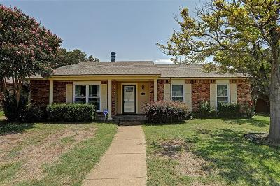 Carrollton Single Family Home For Sale: 2108 E Peters Colony Road