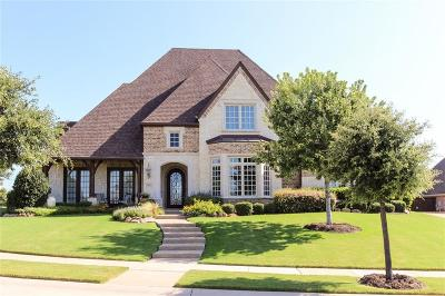 Denton County Single Family Home For Sale: 2801 Merlins Rock Lane