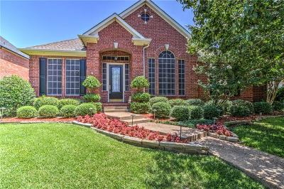 Dallas County, Denton County, Collin County, Cooke County, Grayson County, Jack County, Johnson County, Palo Pinto County, Parker County, Tarrant County, Wise County Single Family Home For Sale: 7222 Marigold Drive