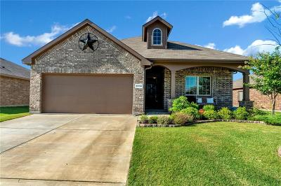 Krum Single Family Home For Sale: 5114 Meadow Lane