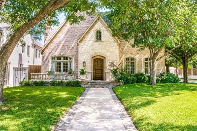 Dallas County, Denton County, Collin County, Cooke County, Grayson County, Jack County, Johnson County, Palo Pinto County, Parker County, Tarrant County, Wise County Single Family Home For Sale: 2900 Stanford Avenue
