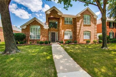 Coppell Single Family Home For Sale: 136 Kingston Circle