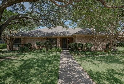 Carrollton Single Family Home For Sale: 2811 Cambridgeshire Drive