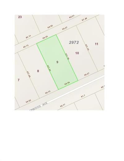 Dallas County Residential Lots & Land Active Contingent: 6957 Kenwood Avenue