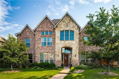 Allen Single Family Home For Sale: 1013 Burnet Drive