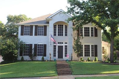North Richland Hills Single Family Home For Sale: 7605 Oak Knoll Drive