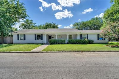 Richland Hills Single Family Home For Sale: 3009 Faye Drive