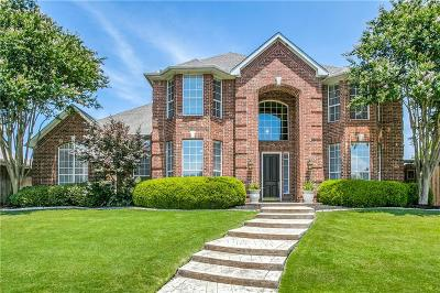 Collin County Single Family Home For Sale: 3801 Lakedale Drive