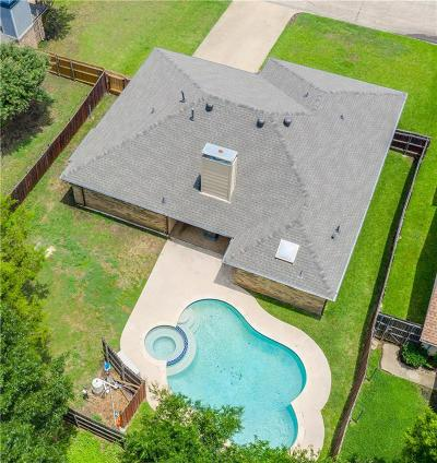 Allen Single Family Home For Sale: 1105 Mill Run Drive