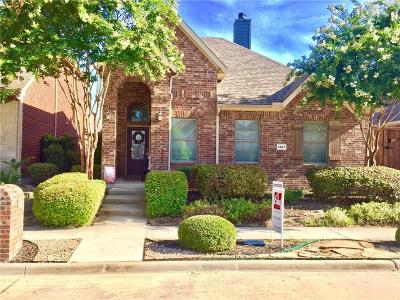 Allen Single Family Home For Sale: 1427 Snowberry Drive