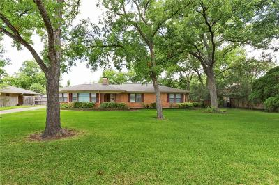 Dallas Single Family Home For Sale: 11033 Mandalay Drive