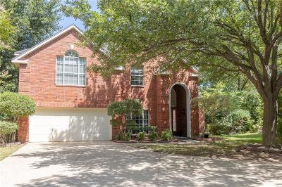 Grapevine Single Family Home For Sale: 4333 Hazy Meadow Lane