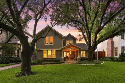 Dallas County Single Family Home For Sale: 2908 Southwestern Boulevard