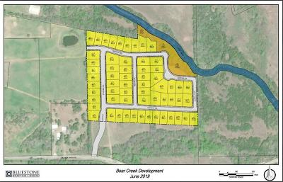 Dallas County Residential Lots & Land For Sale: 1807 Bear Creek Road