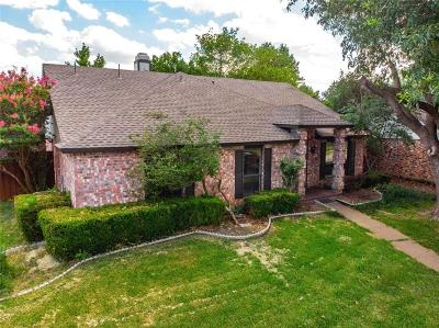 Collin County Single Family Home For Sale: 4401 Seville Lane