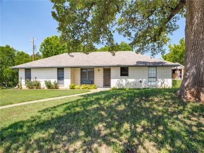 Weatherford Single Family Home For Sale: 801 Hanover Street