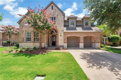 Collin County Single Family Home For Sale: 1609 Sandy Point Road