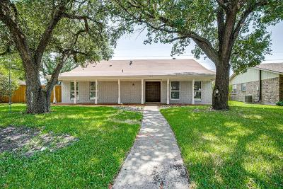 Single Family Home For Sale: 5322 Pensacola Drive