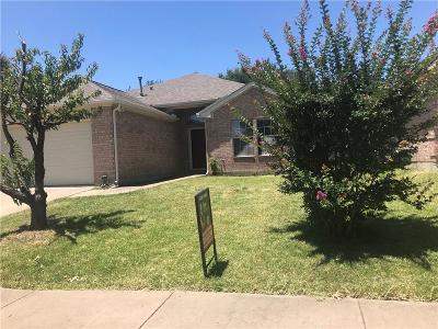 Wylie Single Family Home For Sale: 305 Lochwood Drive
