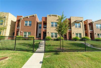 Dallas Townhouse For Sale: 1529 Compton Street