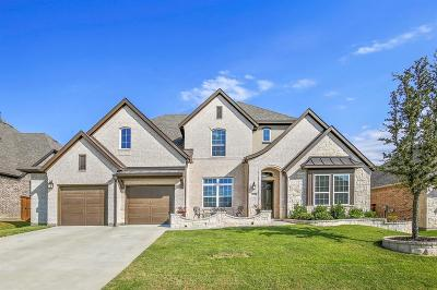 McKinney Single Family Home For Sale: 1016 Bull Creek Drive