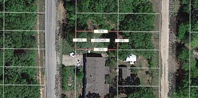 Mabank Residential Lots & Land For Sale: Lot 547 Mustang Drive